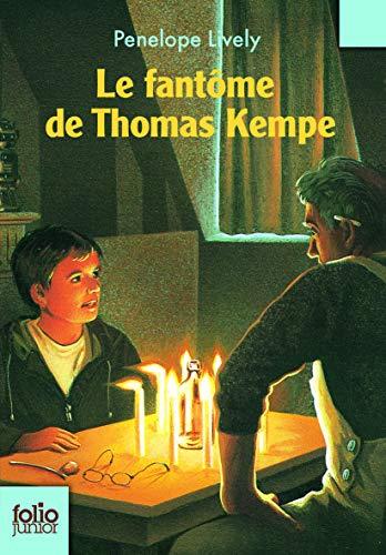 9782070633869: Le fantôme de Thomas Kempe