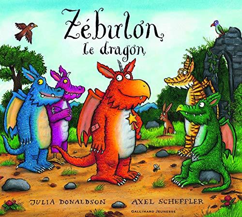 9782070634200: Zébulon le dragon