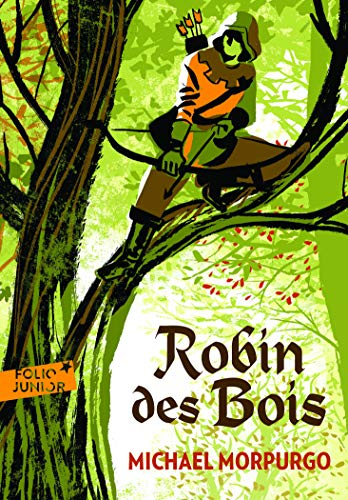 9782070634538: Robin Des Bois (Folio Junior) (French Edition)