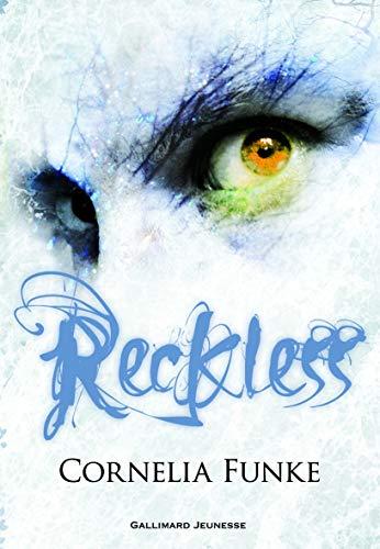 9782070634774: Reckless (Tome 1-Le sortilège de pierre) (Grand format littérature - Romans Ado)