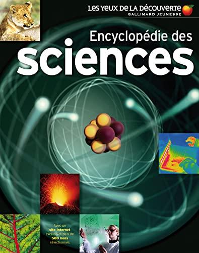 9782070634996: Encyclopédie des sciences (Les Yeux de la Découverte - Encyclopédies)