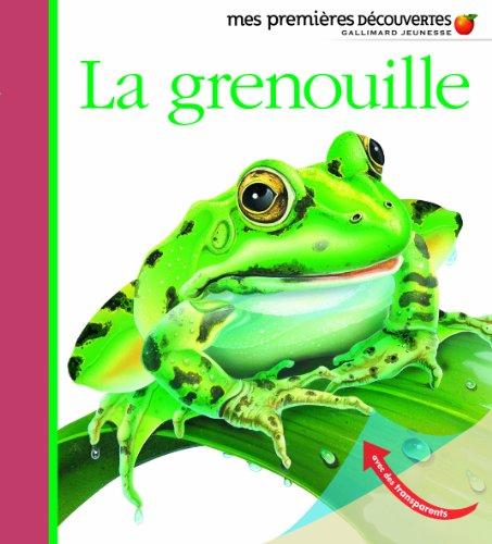 9782070635054: La grenouille