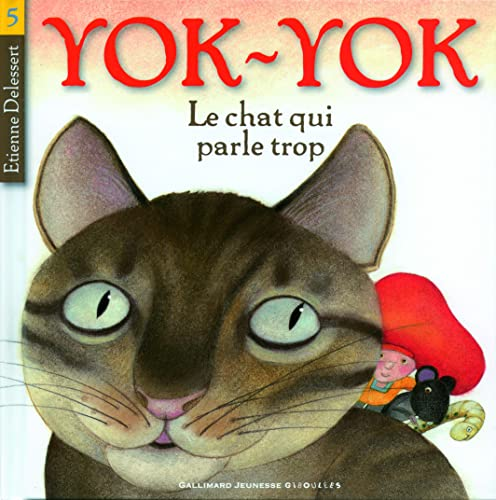 9782070635481: Le chat qui parle trop (French Edition)