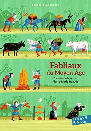 9782070637966: Fabliaux du Moyen Âge (Folio Junior)