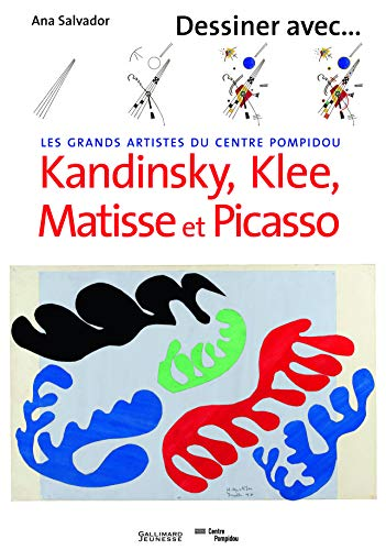 9782070638956: Les grands artistes du Centre Pompidou (French Edition)
