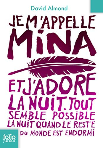 9782070639052: Je M'Appelle Mina (French Edition)