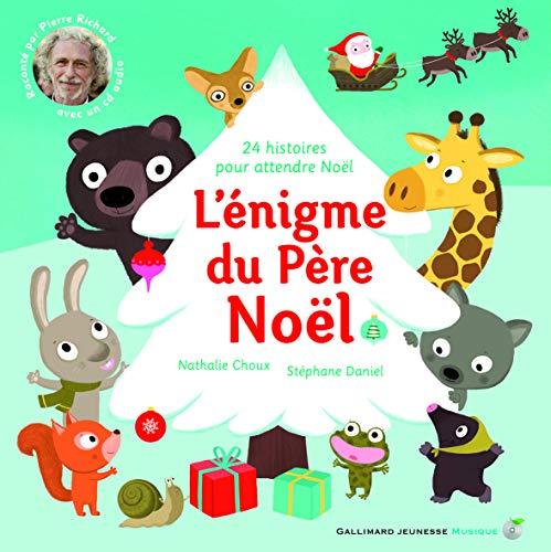 9782070639342: L'enigme du Pere Noel (French Edition)
