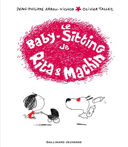 9782070640126: Le baby-sitting de Rita et Machin (French Edition)