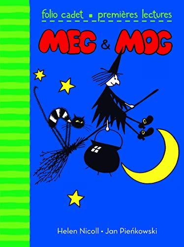 9782070641062: Meg et Mog (Folio Cadet premières lectures)