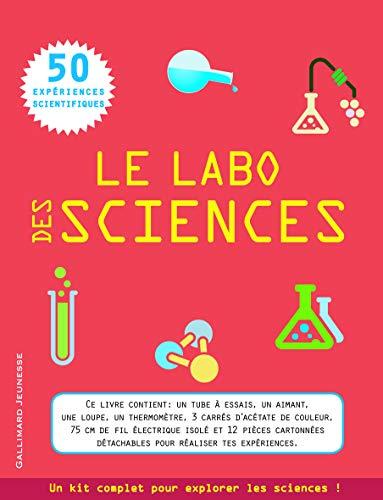 Le labo des sciences (French Edition): Jon Kirkwood