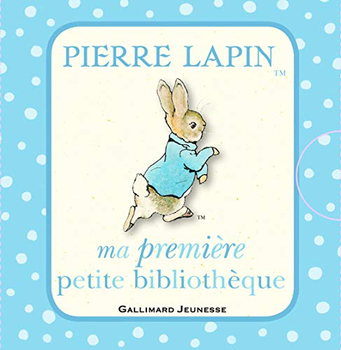 9782070641871: Ma premiere petite bibliotheque Pierre Lapin (French Edition)