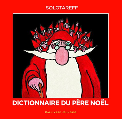 9782070642366: Dictionnaire du Père Noël