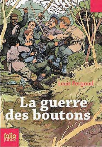 La guerre des boutons: Pergaud, Louis