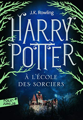 9782070643028: Harry Potter A L'Ecole des Sorciers (French Edition)