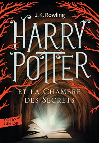 9782070643035: Harry Potter, II : Harry Potter et la Chambre des Secrets (Folio Junior)