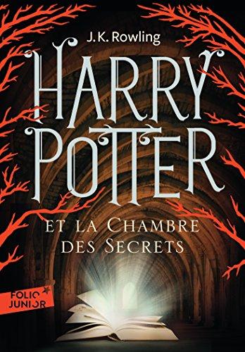 9782070643035: Harry Potter, II�:�Harry Potter et la Chambre des Secrets (Folio Junior)