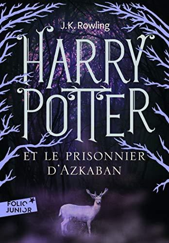 9782070643042: Harry Potter, III : Harry Potter et le prisonnier d'Azkaban (Folio Junior)