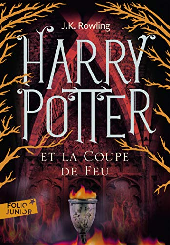 9782070643059: Harry Potter et la Coupe de Feu (Folio Junior)