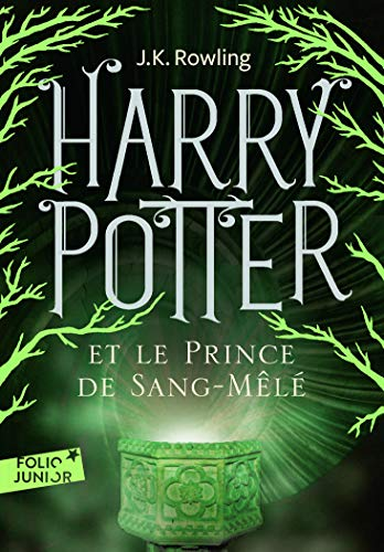 9782070643073: Harry Potter, VI : Harry Potter et le Prince de Sang-Mêlé (Folio Junior)