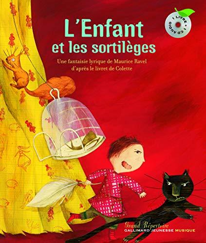 9782070643523: L'Enfant et les sortilèges (1CD audio) (French Edition)