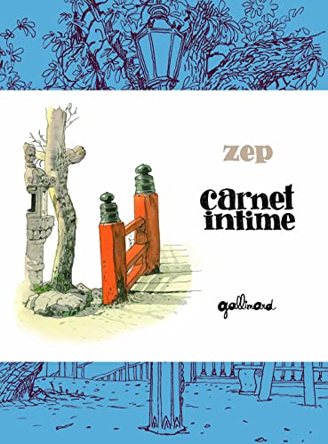 Carnet intime (French Edition): Zep