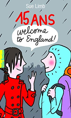 9782070643851: 15 ans, Welcome to England !