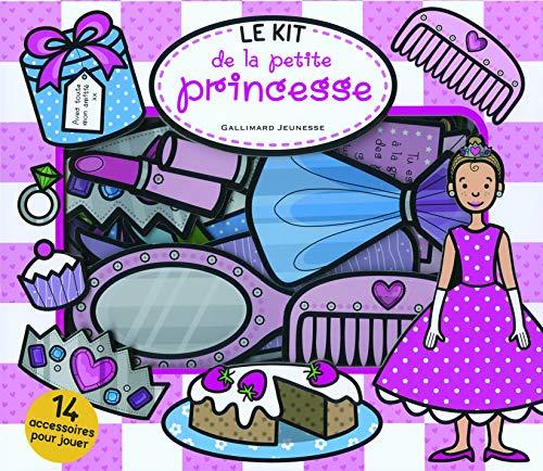9782070643974: Le kit de la petite princesse