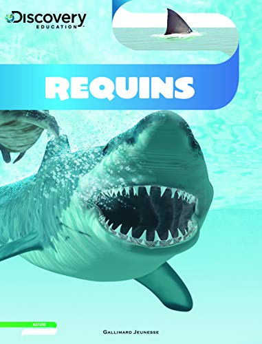 9782070644551: Discovery Education: Requins (French Edition)