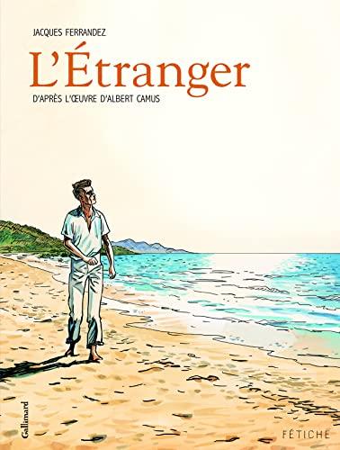 L'étranger: Jacques Ferrandez
