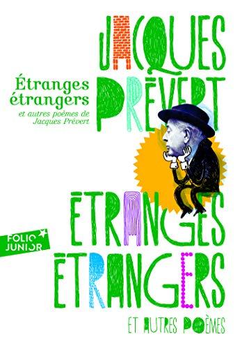9782070646159: Étranges étrangers et autres poèmes