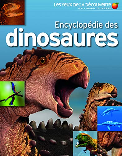 Encyclopedie DES Dinosaures (French Edition): Collectif