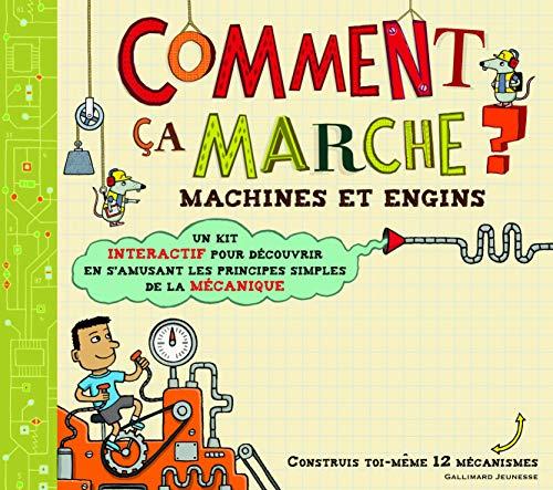 9782070647828: Comment ça marche?: Machines et engins