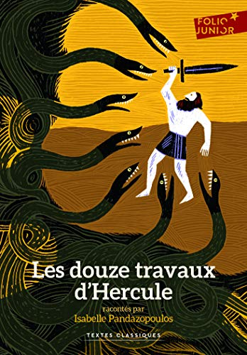 9782070648719: Les Douze Travaux D'hercule