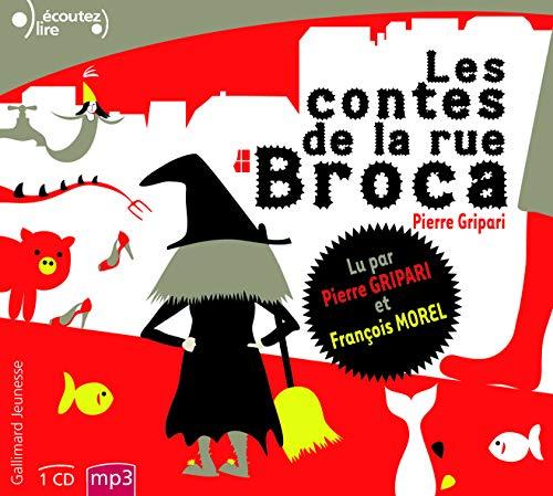 9782070649129: Les contes de la rue Broca