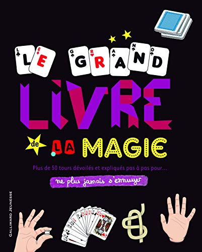 9782070649433: Le grand livre de la magie