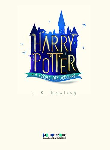 9782070649693: Harry Potter, I : Harry Potter à l'ecole des sorciers (French Edition)