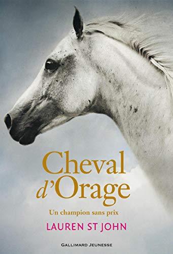 9782070650354: Cheval d'Orage (Tome 1-Un champion sans prix)