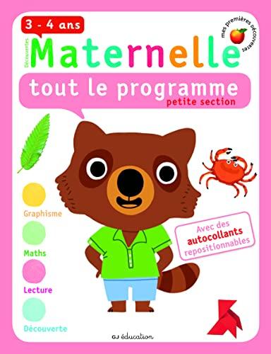 9782070650729: Tout le programme, petite section (Découvertes Maternelle)