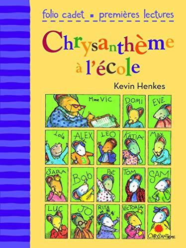 9782070651269: Chrysanthème à l'école