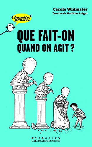 9782070652242: Que fait-on quand on agit ?