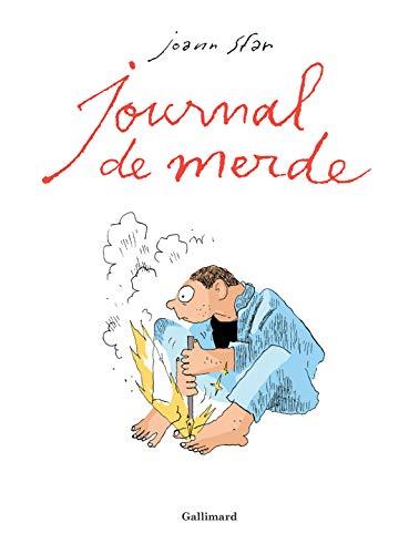 Journal de merde: Joann Sfar