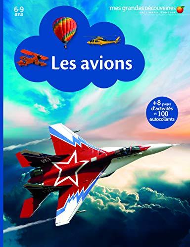 9782070653065: Les avions