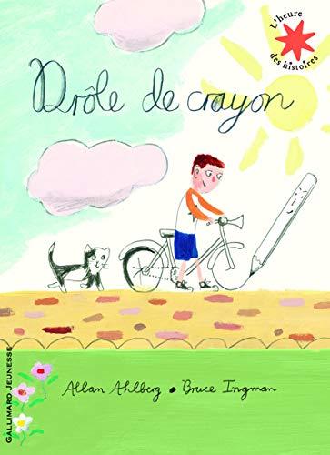 9782070653843: Drole De Crayon
