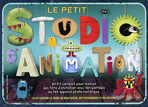 9782070654062: Le petit studio d'animation