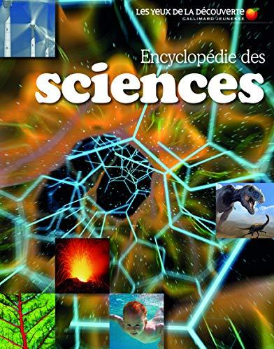 9782070654260: Encyclopédie des sciences (Encyclopédie Gallimard Jeunesse)