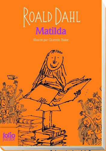 9782070655489: Matilda (Folio Junior)