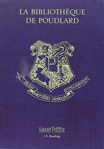 9782070656233: Coffret La bibliothèque de Poudlard : Le quidditch à travers les âges ; Les animaux fantastiques ; Les contes de Beedle le barde