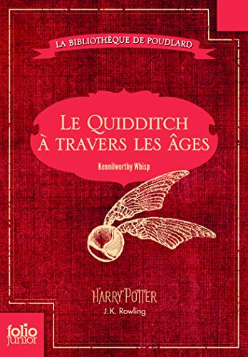9782070656264: Le Quidditch a travers les ages: Quidditch through the ages (French Edition)