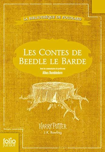 9782070656288: Les Contes de Beedle le Barde (Folio Junior)