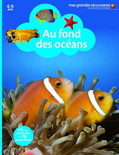 9782070656875: Au fond des océans